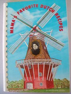 Dutch recipe book