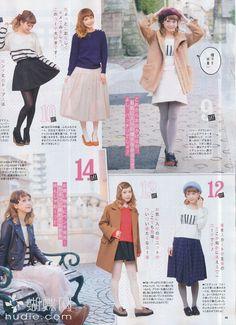 Japanese fashion - seda magazine