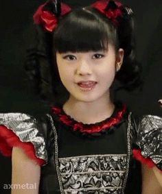 ax-metal wing — Yui-metal, Happy 16th Birthday! Stay be cute &...
