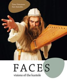 Faces - visions of the kantele - Maanite Web Shop