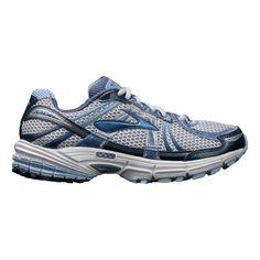 518d60d1216 Women s Brooks Adrenaline GTS 12 Running Shoe - White Blue 10.5 Running  Feet