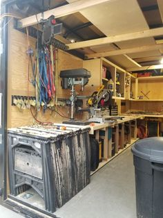 Box Truck with Overhead Storage! Truck Bed Storage, Garage Tool Storage, Van Storage, Garage Storage Cabinets, Shed Storage, Work Trailer, Trailer Build, Utility Trailer, Cargo Trailers