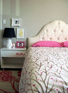 whimsical duvet cover for girl's room