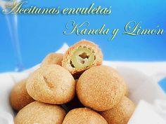 Kanela y Limón: Aceitunas envueltas