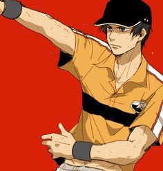 sanada genichirou Hot Anime Boy, Anime Boys, The Prince Of Tennis, Ereri, Levi Ackerman, Geek Stuff, Fandom, Cosplay, Manga