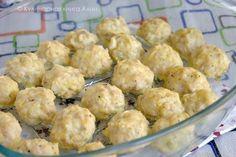 Ещё одно коронное блюдо! Нежные куриные шарики в сырно-сливочном соусе