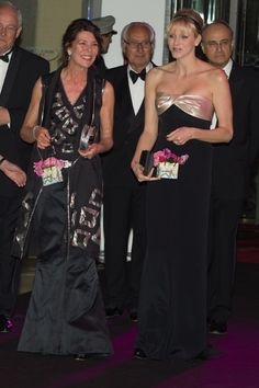Monaco royals get ready for annual Grace Kelly Foundation event - Photo 1   Celebrity news in hellomagazine.com