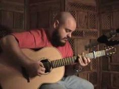 For my father, played by Andy McKee