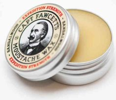 Captain Fawcett's Moustache Wax's Expedition Strength