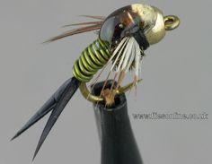 Copper John Olive Grub