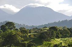 Panama, Volcán Barú