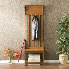 placid oak entryway bench by southern enterprises 15099 csn0804 features hall tree alba chromy coat tree