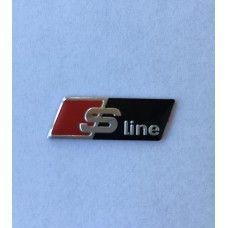 Audi hoz S-line jelzés - fekete színben kormányra Usb Flash Drive, Audi, Accessories, Usb Drive, Jewelry Accessories