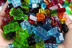 Now You Can Make Your Own Gummy LEGO Candy!