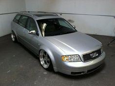 Audi C5 Rs6 Avant Wagon Cars Pinterest Audi Audi Rs6 Ve Audi A4
