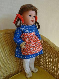 stehende Puppe aus Keramische Werke Gräfenhain