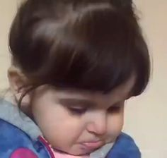 Cute Little Baby Girl, Cute Kids Pics, Cute Baby Girl Pictures, Cute Girl Face, Baby Love, Cute Funny Baby Videos, Cute Funny Babies, Ali Grace Hair, Cute Songs