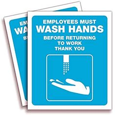 pack of 5, A Use Hand Sanitiser Sign Self Adhesive Health and Safety Signs Covid-19 Coronavirus Safety Sign 6x7.9,Pack of 5