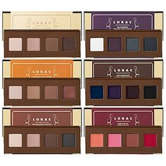 Lorac Sweet Temptations for Holiday 2012