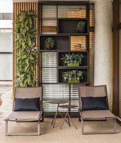 23 Clever DIY Christmas Decoration Ideas By Crafty Panda Small Balcony Decor, Balcony Design, Corporate Interiors, Office Interiors, Office Interior Design, Interior And Exterior, Partition Design, Natural Home Decor, Living Room Designs