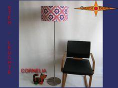 Nice Und hier die schon vorgestellte Lampe CORNELIA als Stehleuchte CORNELIA h cm im beliebten Retrodesign