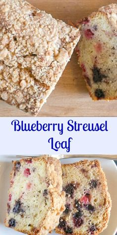 Blueberry Streusel L