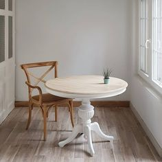 Antes y después: los cambios con chalk paint más espectaculares Decor, Diy Furniture Trim, Interior, Deco, Dining Table, Home Deco, Chalk Paint, Vintage Decor, Furniture Trim