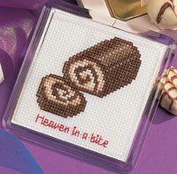 Chocolate Heaven-cross stitch