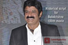 Balakrishna turns as Story Writer for his 100th film