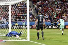 Ronaldo 2-0 Bale #EURO2016