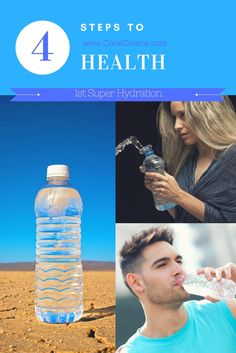 Coral Mine in 4 Steps To Health Living Water, Body Detox, What You Eat, Health Articles, Drink Bottles, Healthy Food, Coral, Club, Drinks