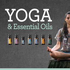 When it comes to yoga and essential oils, Adabelle Carson, a doTERRA® Diamond…