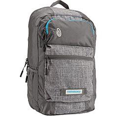 Timbuk2 Sycamore Laptop Backpack - Grey Texture/Cold Blue -$79.00