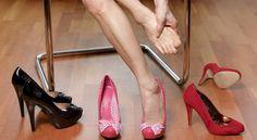 Pilih Sepatu Lari daripada High Heels