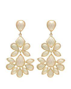 Amrita Singh drop earrings