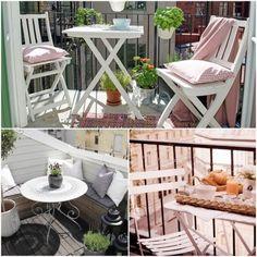 muebles para desayunar en mi terraza