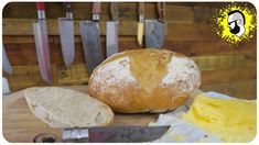 Baking, Youtube, Pane, Breads, Cakes, Yeast Free Recipes, No Yeast Bread, Food Items, Food Food
