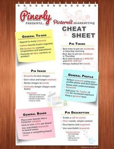 The Ultimate Pinterest Cheatsheet | Share Some Love Today | Scoop.it Pinterest Marketing Expert Tutorials | Pinterest Businesses Page Tips + Tricks Group Board | Social Media Marketing Posts + Ideas + Articles: I help brands & businesses drive more traffic & sales to their website and/or blog with Pinterest marketing Duncan Gillis MaritimeVintage.com