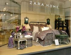 Soft Color Palate  Clean table design  Zara Home  Visual