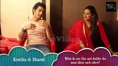 Special Shout Out - Kratika Sengar and Sharad Malhotra on Hot Seat!