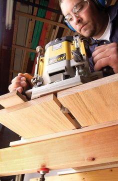 Woodworking Techniques AW Extra - 10 Tricks for Tighter Joints - Popular Woodworking Magazine Woodworking Joints, Learn Woodworking, Woodworking Workshop, Woodworking Techniques, Popular Woodworking, Woodworking Plans, Woodworking Projects, Workbench Plans, Woodworking Videos