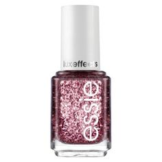 Give your manicure a glam upgrade with essie luxeffects Topcoat!