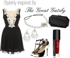 SO excited to see The Great Gatsby tonight, I put together a stylish outfit on the blog today in honor of the movie! http://www.stylelistaconfessions.com/2013/05/stylish-outfit-inspired-by-great-gatsby.html