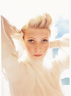 An all-time favorite image of Gwyneth Paltrow for Vanity Fair by Mario Testino.