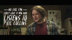 ... But who wouldn't love Phil Collins? I'm obsessed with Conor's brother, played by Jack Reynor, in Sing Street. Anyone else?  https://movieclub.co/2016/08/22/sing-street/