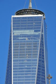One World Trade Centre by JimG-NL, via Flickr