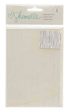 American Crafts  Shimelle  Woodgrain Embossing by SharBearCrafts, $4.99