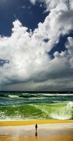 Photograph Big wave color by Vinz KLEFER on 500px