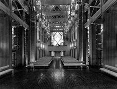 Marty Leonard Community Chapel-interior | Flickr - Photo Sharing!