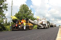 Asphalt vs. concrete - The Lane Report